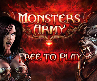 Browsergame MonstersArmy spielen